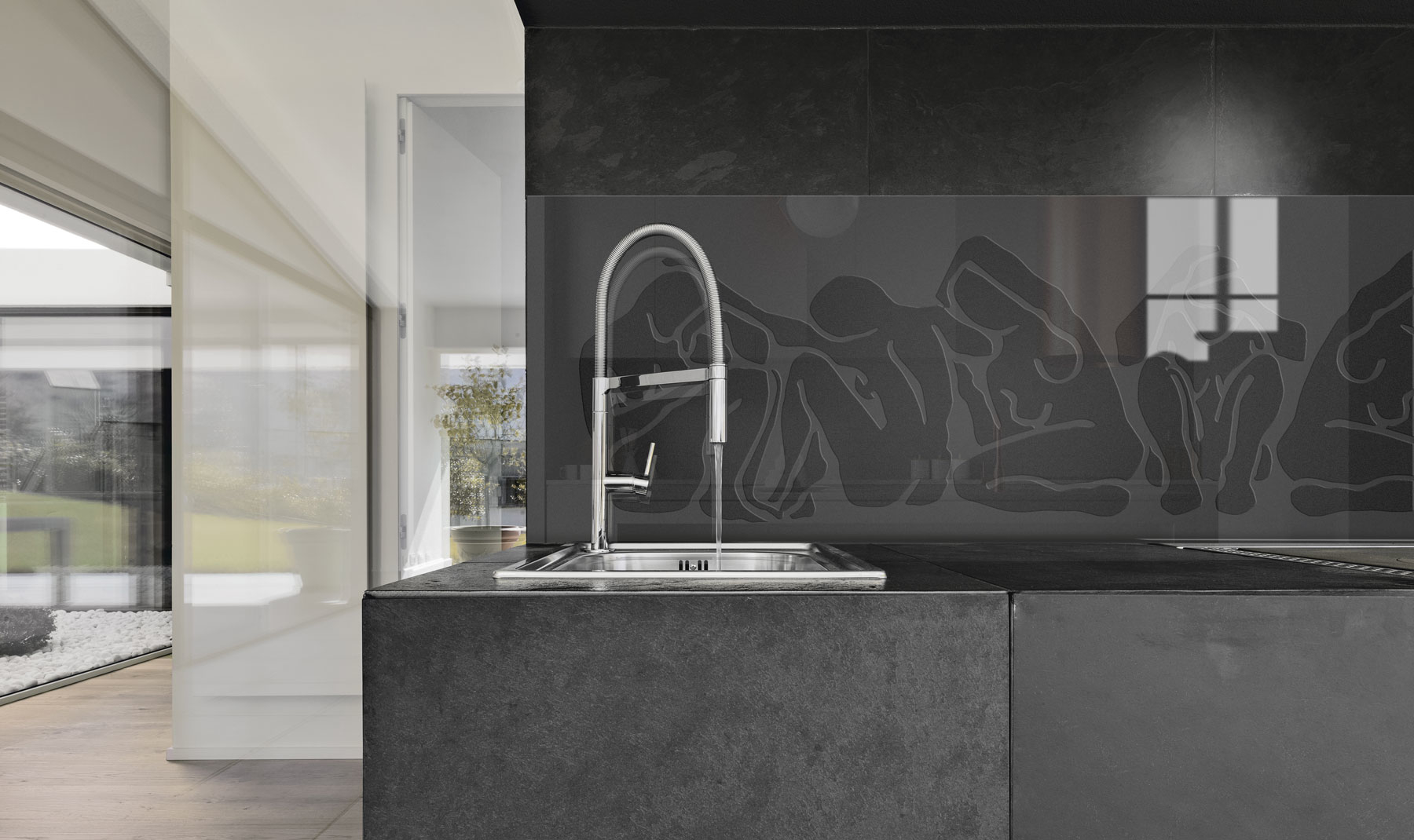 venus-ardoise-scintillant-collection-designer-A&P-sorigue-riouglass